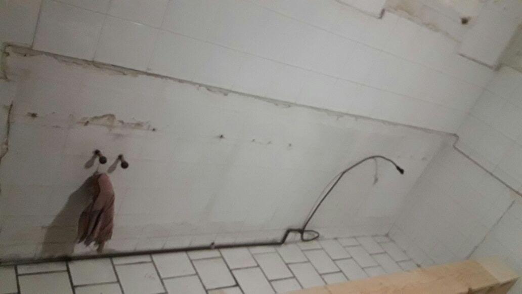 Espacio donde se instalara la cocina integral